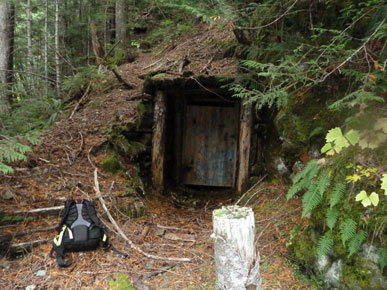 Abandoned Mines Vancouver Island